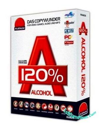 Alcohol 120% (x32-x64 bit|RUS)