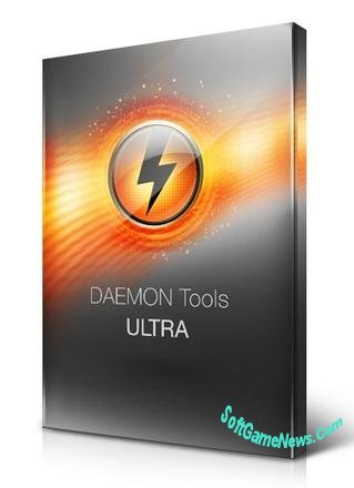 DAEMON Tools Ultra ver. 5.20.0644 (RUS|x32-x64 bit)