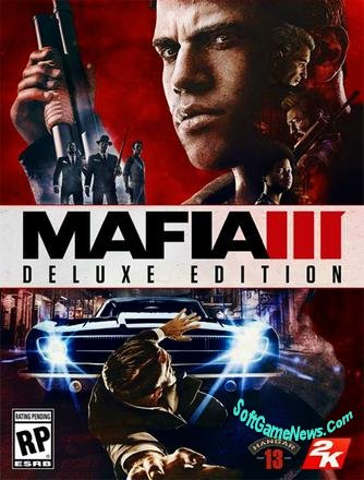 Mafia 3: Digital Deluxe Edition (+DLC/RUS)