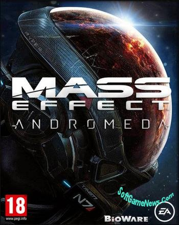 Mass Effect Andromeda (RUS) Super Deluxe Edition +DLC