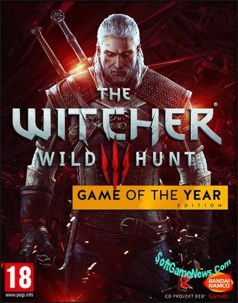 The Witcher 3: Wild Hunt (RUS|+DLC) Game of The Year Edition