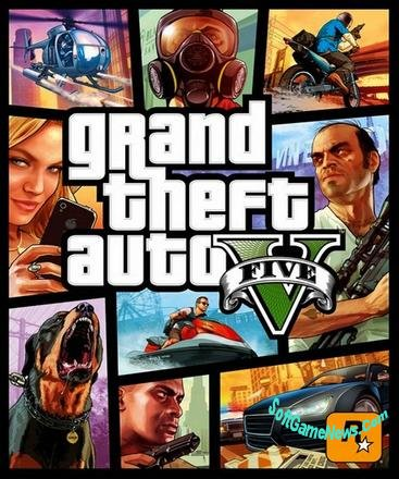 Grand Theft Auto 5 / GTA V (RUS|Repack|+DLC)