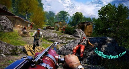 Far Cry 4 Gold Edition (PC|RUS|+DLC)