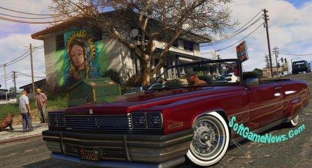 Grand Theft Auto 5 / GTA V (RUS|Repack|+DLC)