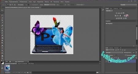 Видеокурс «Специалист по Photoshop»