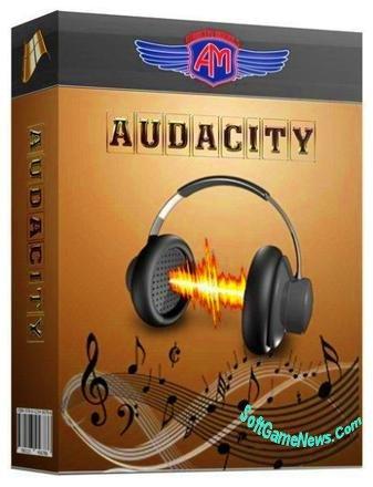 Audacity v.2.3.0 (RUS) + Portable