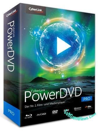 CyberLink PowerDVD Ultra 18 (RUS)