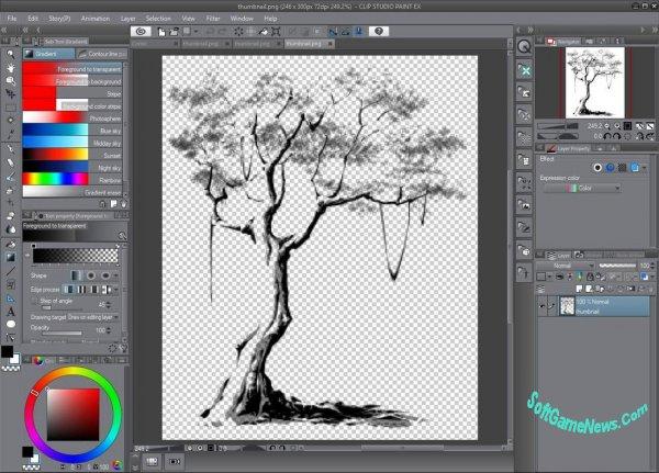 Clip Studio Paint EX v.1.10 (2020)