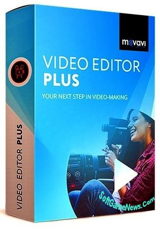 Movavi Video Editor v.21 Plus (RUS|Repack|+Portable)