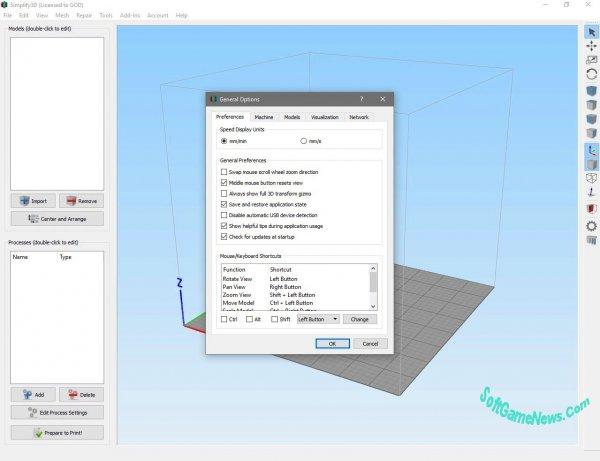 Simplify3D v.4.1.0