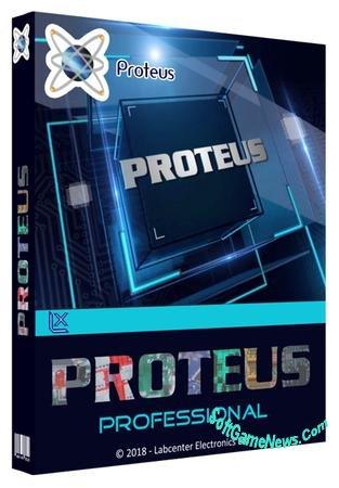 Proteus 8.8 Professional (RUS)
