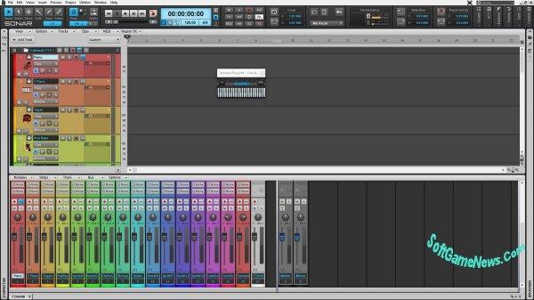 Cakewalk SONAR Platinum v.23.5.0 (Контент/Плагины)