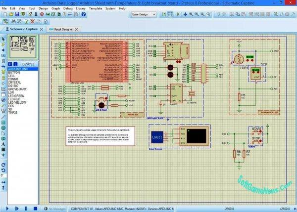 Proteus 8.11 Professional (RUS)