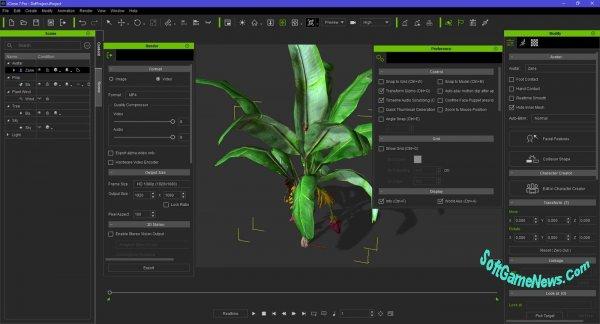Reallusion iClone Pro v.7.4