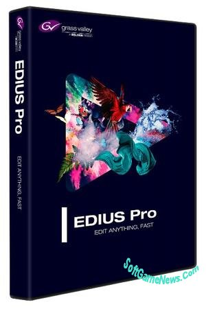 Grass Valley EDIUS Pro v.9.10 (RUS)