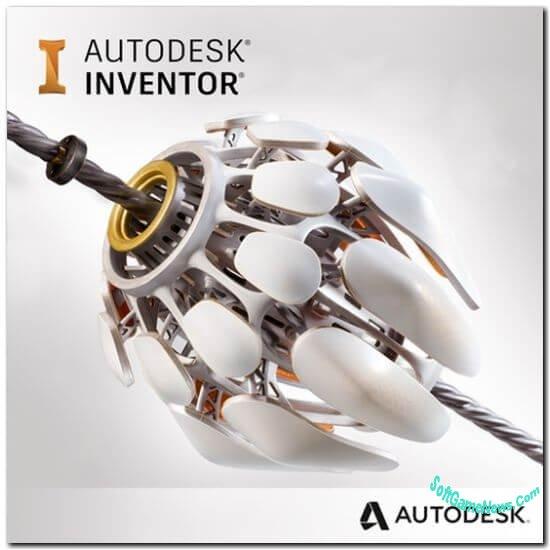 Autodesk Inventor 2021 Professional (64 бит/RUS)