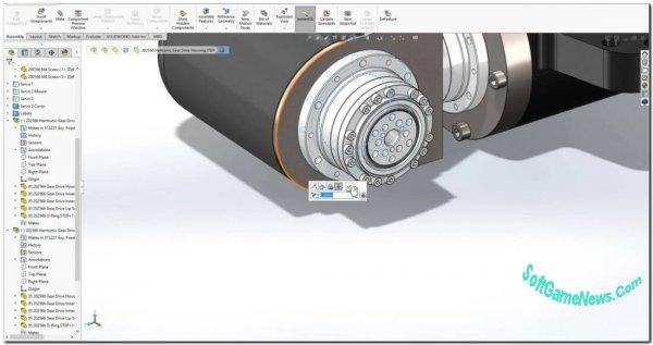 SolidWorks Premium Edition 2021 (RUS/x64 bit) SP3