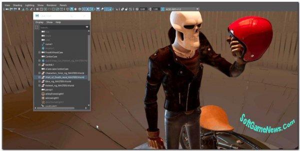 Autodesk Maya 2022 (x64 bit)
