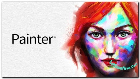 Corel Painter (RUS) 2020