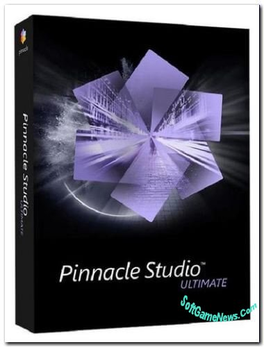 Pinnacle Studio Ultimate 24 (32-64 bit/RUS/Repack) + Content