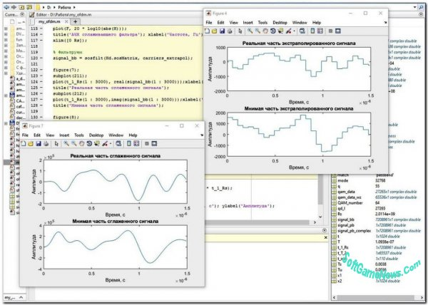 Mathworks Matlab R2021a (RUS)