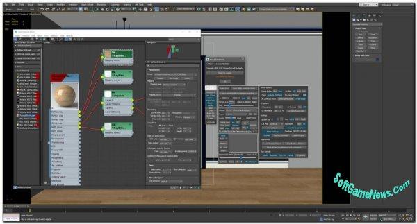 V-Ray для 3ds Max (64 бит/2016-2022)