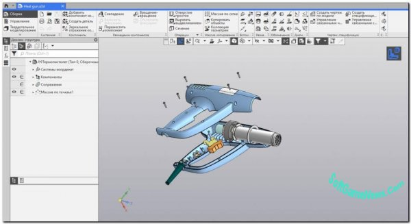 КОМПАС-3D v.19 (x32-x64 bit) Полная версия