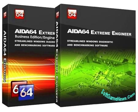 AIDA64 Extreme Edition 5.95.4500 (RUS/Repack/+Portable)